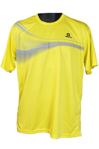 Dry-Fast T-Shirt AP-6102 Yellow