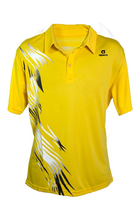 Dry-Fast T-Shirt AP-6001 Yellow